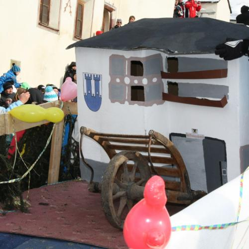 Kinderfasching 2012